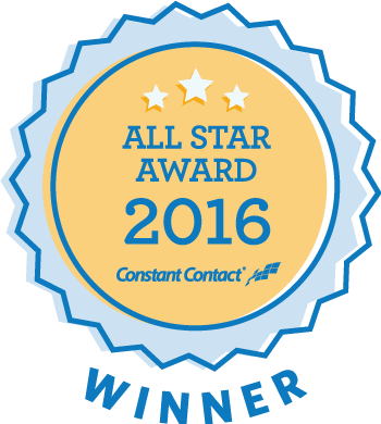 Constant Contact All Star Winner