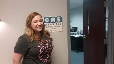 CME New Hire Mandy Harr