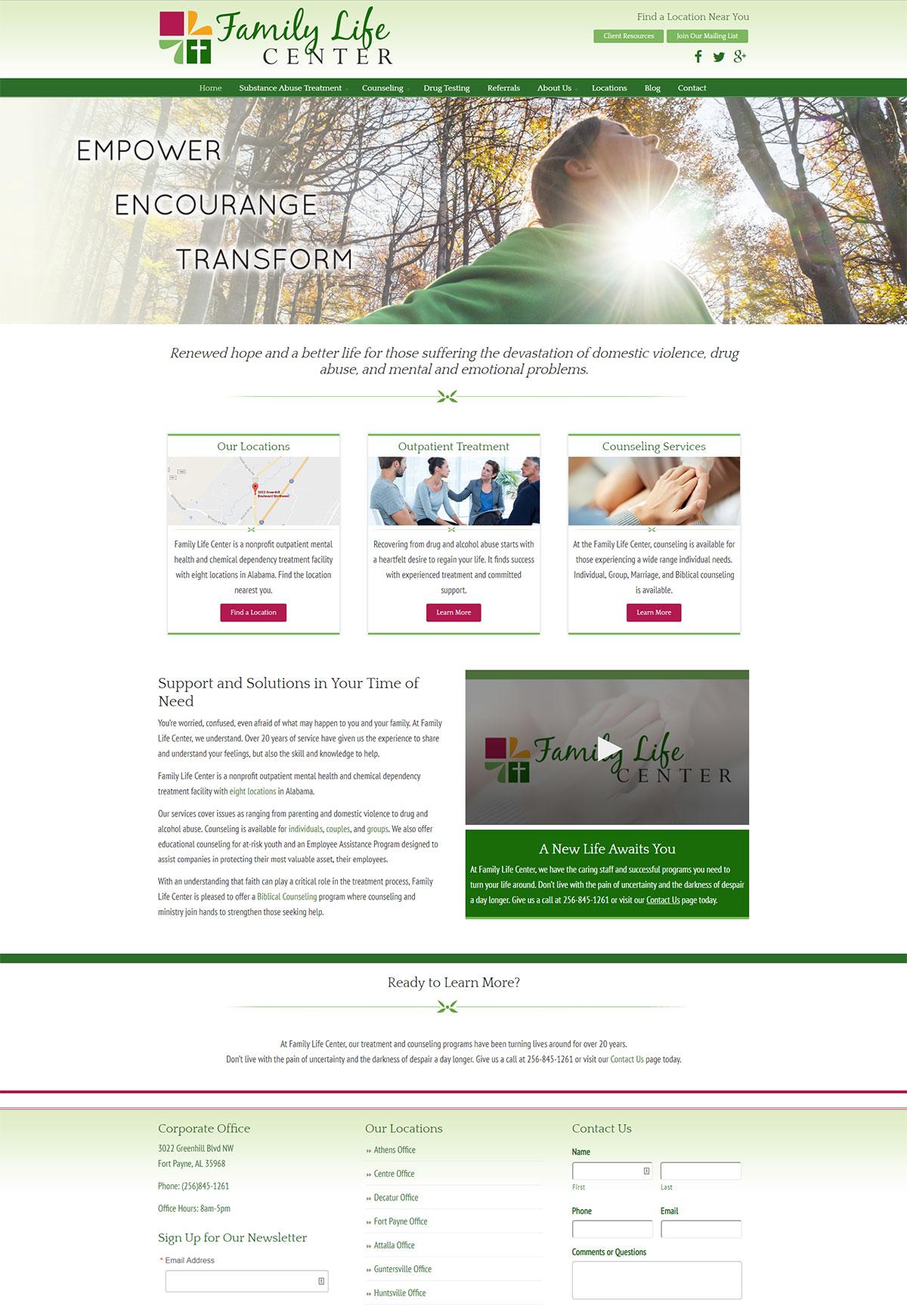 Website Design Greensburg PA
